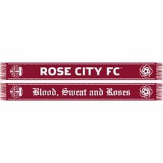 Portland Timbers Blood Sweat & Roses Scarf - another scarf I must get.