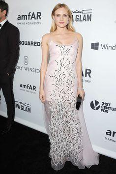 Diane Kruger - InCarolina Herrera.