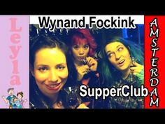 Uitgaan in Amsterdam 2017 🍷    Avontuur met La Carmina - Amsterdam Vlog  Wynand fockink Supperclub ...
