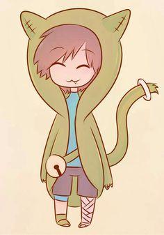 Tsundere, Anime Style, Art Is Dead, Neko, Five Nights At Freddy's, High School, Geek Stuff, Fandoms, Drawings