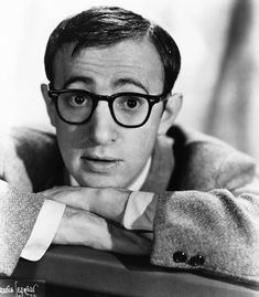 Oh, how I love me some Woody Allen. I love his movies. He has such a compassionate eye when he takes a look at people, us, and all our contradictions but also our capacities.