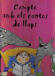 Lauren Child. Compte amb els contes de llops