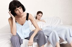 WOMAN / THE SPRING REPORT-EDITORIALS | ZARA United States