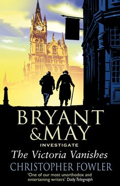 (Bryant & May #6) One night, Arthur Bryant witnesses a drunk middle-aged lady coming out of a pub in a London backstreet. The next morning, she is found dead at the exact spot where their paths crossed. Even more disturbing, there's a twist: the pub has vanished and the street itself has changed. Bryant is convinced that he saw them as they looked over a century before, but the elderly detective has already lost the funeral urn of an old friend. Could he be losing his mind as well?