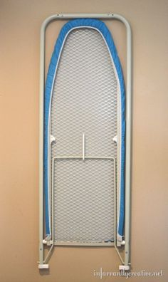 Wall Hanging Ironing Board diy hideaway ironing board. awesome wall mount ironing board diy