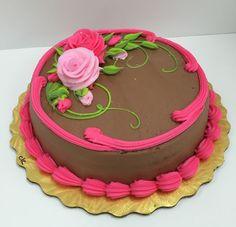 Simple Birthday Cake   The Ambrosia Bakery Cake Designs- Baton Rouge, La  
