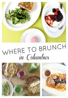 Where to Brunch in Columbus // girl about columbus