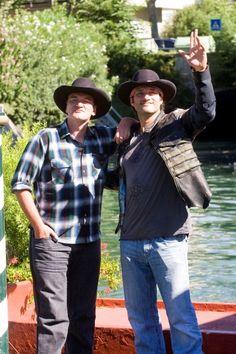 Quentin Tarantino honored in LA and Venice