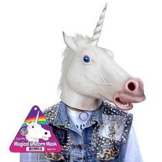Magical Unicorn Mask - Archie McPhee - 1