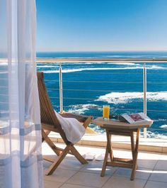 Twelve Apostles Hotel and Spa, Cape Town Africa is a five star graded hotel. Beautiful Places In The World, Beautiful Places To Visit, Vacation Trips, Dream Vacations, Travel Sights, Cape Town South Africa, Home Spa, My Escape, Africa Travel