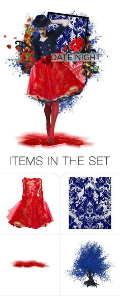 """Date Night"" by frism ❤ liked on Polyvore featuring art, dollmaker and dollcommunity"