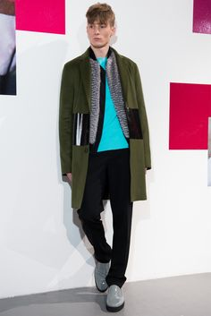 Jonathan Saunders - Men Fashion Fall Winter 2013-14 - Shows - Vogue.it