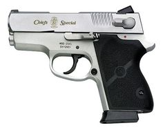 caliber by size handguns | Smith and Wesson Chief's Special Model CS45