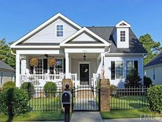 Check out this Listing in 27502! Charleston style home within walking distance to historical downtown a ......