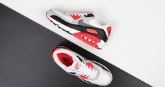 "Nike Air Max 90 ""Infrared"" Global Re-Release Date"