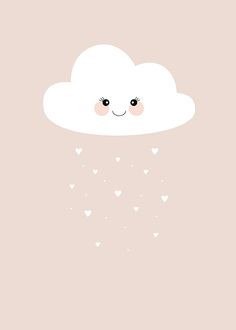 Cloud Pink, poster