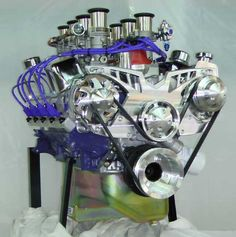 Crate Engines by Proformance Unlimited  http://www.proformanceunlimited.com/ford.html