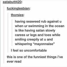 *mayonnaise*