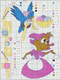 The most beautiful cross stitch patterns Disney - free cross stitch patterns crochet knitting amigurumi Disney Cross Stitch Patterns, Cross Stitch For Kids, Cross Stitch Baby, Counted Cross Stitch Patterns, Cross Stitch Charts, Cross Stitch Designs, Cross Stitch Embroidery, Disney Stitch, Disney Quilt