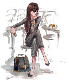 Sassy Business Woman