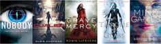 Teen books with teen assassins as main characters