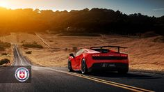 HRE Lamborghini Gallardo Super Trofeo Stradale