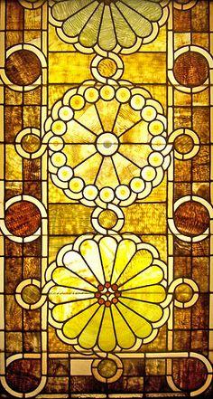 Sullivan Auditorium Stained Glass