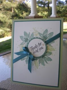 Splitcoaststampers FOOGallery - Thanks For Being You~