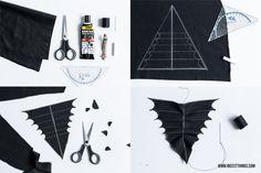 Nicest Things - Food, Interior, DIY: DIY: Bat Bow & Halloween Kostüm & Fotoshooting mit Maske