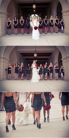 Wedding winter grey bridesmaid dresses for 2019 Blue Bridesmaid Gowns, Navy Blue Bridesmaids, Cheap Bridesmaid Dresses, Prom Dresses, Red Wedding, Wedding Pics, Perfect Wedding, Wedding Colors, Wedding Venues