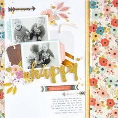 Cut.Paste.Repeat - Raquel Bowman: Jot Magazine - Recipe Feature; #happy