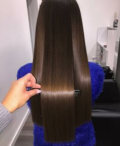 87 unique ombre hair color ideas to rock in 2018 - Hairstyles Trends Best Ombre Hair, Ombre Hair Color, Beautiful Long Hair, Gorgeous Hair, Japanese Hair Straightening, Silk Hair, Japanese Hairstyle, Smooth Hair, Hair Looks