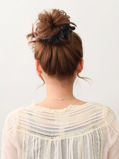 Up is the new down Easy up-do's hair tutorial  18