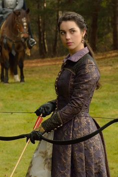 Image result for adelaide kane reign red dresses