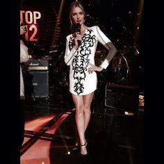 Dady Parra.com | O Vestido de Couro lindo de Fernanda Lima no SuperStar… | http://www.dadyparra.com