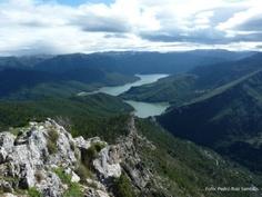 Sierra de Cazorla Segura y las Villas. Sendero GR247: Trail running por los bosques del Sur por Francisco Catena.