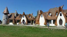 Fairy Castle Valley Romania☆☆☆Porumbacu de Sus☆☆☆40km de Sibiu