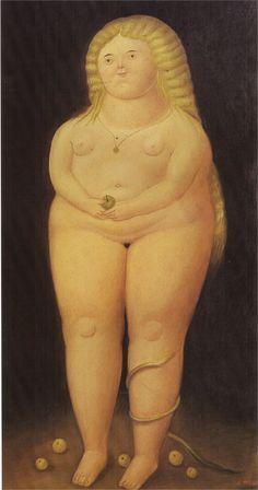 Fernando Botero, Eva