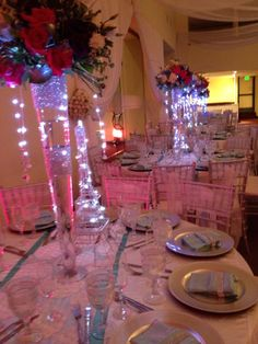 quinceanera decorations | Flower Decorations in LA for Weddings and Quinceañeras