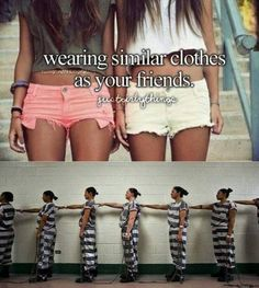 Girly things to do…