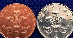 The coin was spotted in a donation box for unwanted foreign currency.