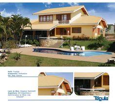 Telhados para casas - Telha Tradição 32