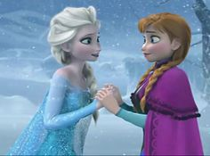 Frozen Anna and Elsa Sisters Love Tribute (Disney) - A Thousand Years