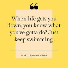 Famous Disney Quotes, Life Quotes Disney, Life Quotes Family, Disney Princess Quotes, Famous Movie Quotes, Disney Quotes About Love, Best Quotes, Funny Quotes, Disney Songs