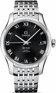 Omega De Ville Chronometer Mens Watch *** Details can be found by clicking on the image.