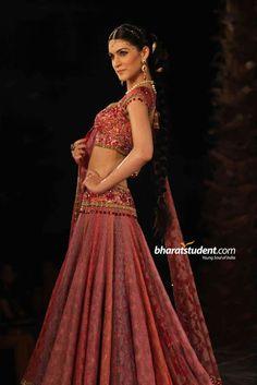 Aamby Valley India Bridal Week 2011 ~ Tarun Tahiliani Grand Finale - Asian Wedding Ideas