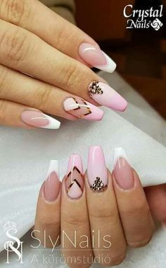 52 Cute and Lovely Pink Nails Designs to Look Romantic and Girly - Nail Designs Pink Nail Designs, Nails Design, Wedding Manicure, School Nails, Pink Nails, Nail Colors, Girly, Nail Art, Romantic