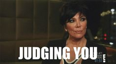 When you can't even. | 17 Essential Kris Jenner GIFs For Your Reaction GIF Folder