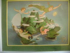 Exclusive Commemorative Lithograph Disney Peter Pan by a123456789o, $49.99