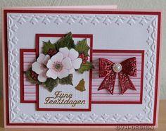 Snowman Cards, Marianne Design, Flower Cards, Poinsettia, Snowmen, Stampin Up Cards, Handmade Christmas, Card Ideas, Birthday Cards
